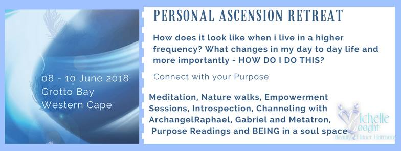 Your Personal Ascension Retreat with the 12 Ascension Chakras