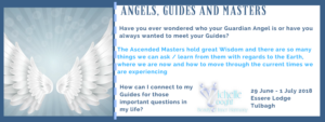 Angels, Guides and Masters
