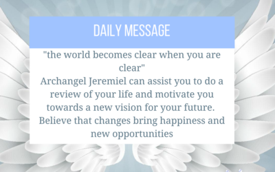 New Beginnings with Archangel Jeremiel