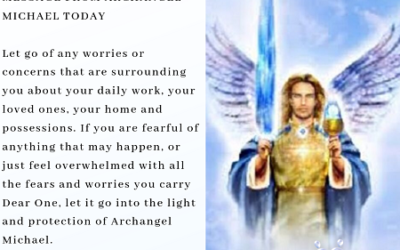 A Message from Archangel Michael