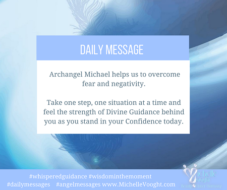 Archangel Michael on Confidence
