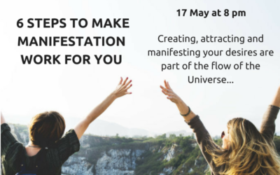 6 Easy Steps to Manifestation