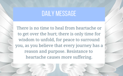 Are you experiencing Heartache?