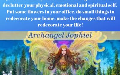 A message from Archangel Jophiel