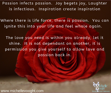 Are you passionate?