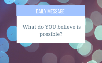 What do you believe is true?