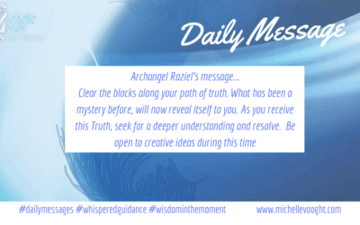Truth with Archangel Raziel