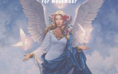 A Message, an Archangel and a prayer for November