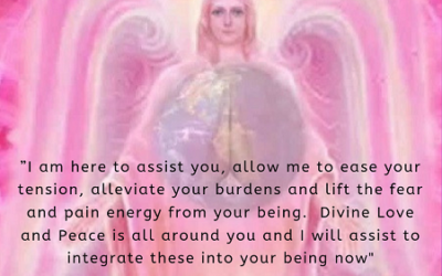 Message from Archangel Chamuel