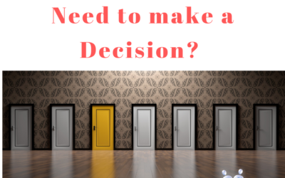 Need to make a decision this week?