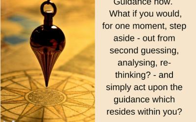 Trust your Inner Guidance Now