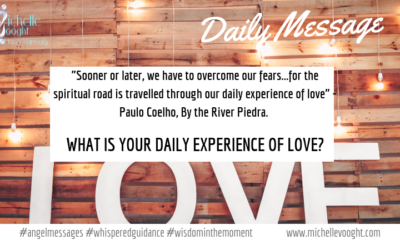 What is your daily experience?
