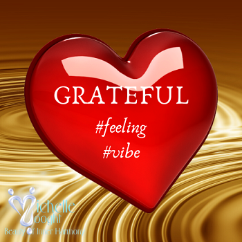 Feeling gratitude…with a difference