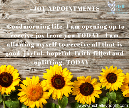 Joy Appointments