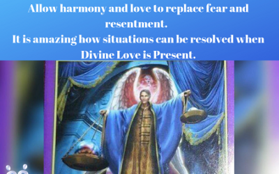 Message from Archangel Raguel