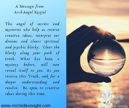 A Message of Integrity from Archangel Raziel