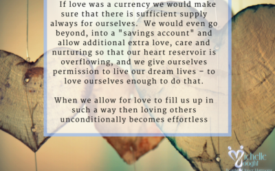 Seeing Love as a Currency?