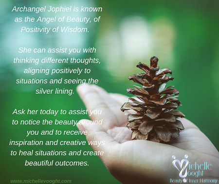 How to change negatives into positives with Archangel Jophiel