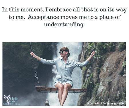 4 Powerful Ways to ease you into Acceptance