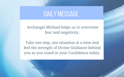 Archangel Michael on Confidence