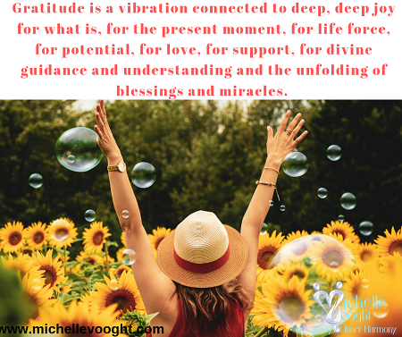 What is Gratitude for me?