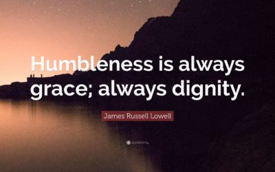 About Humbleness