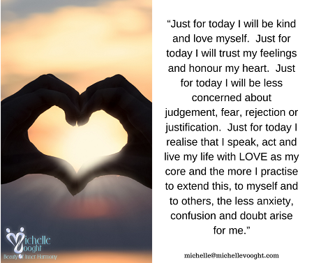 What if you will love yourself today?